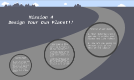 Yr 5 Space Cadets Mission 4