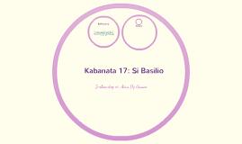 Noli Me Tangere, Kabanata 17: Si Basilio