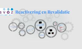 L1 Reactivering en revalidatie SVOZ