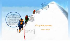 5th Grade project