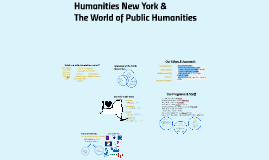 Humanities New York & Our World