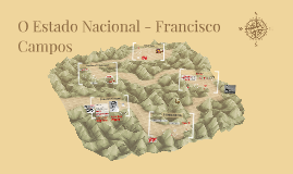 Estado Novo - Franciisco Campos