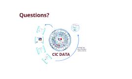 CIC Data