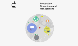 Production Operations and Management