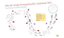 AML-M3 APL Case Study