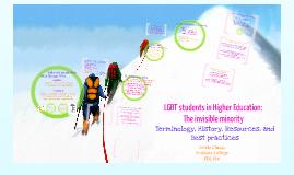 GLBT students
