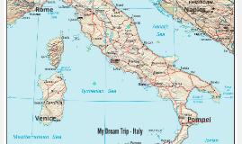 My Dream Trip - Italy
