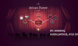 Arican Dance