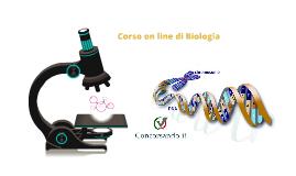 Corso on line di Biologia