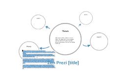Zen Prezi [title]