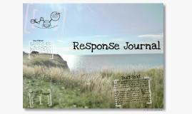 Response Journal Prezi