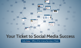 Your Ticket to Social Media Success
