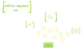 Copy of Guthrie Jaguars!