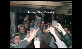 Binge Drinking; Culture or Era
