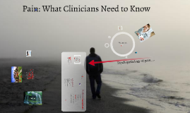 Pain: What Clinicians Need to Know