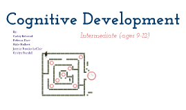 Copy of Cognitive Development 9-12 year olds