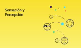Copy of Sensacion y Percepcion