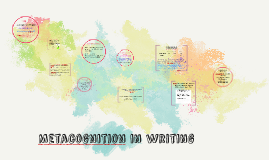 Copy of Metacognition in writing
