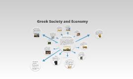 Greek Society and Economy