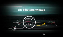 Photonenwaage