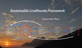 Sustainable Livelihoods Framework