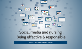 Social media and nursing PCN Expo