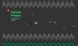 Carson Project