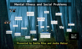 Oct 16th: Mental Illness and Social Problems (pp. 733-771)