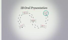 IB Oral Presentation