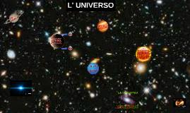 Copy of L' UNIVERSO