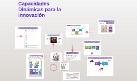 Copy of CAPACIDADES DINAMICAS PARA LA INNOVACIÓN