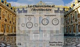 Le Classicisme et l'Architecture