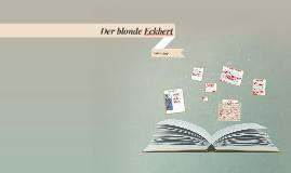 Copy of Der blonde Eckbert