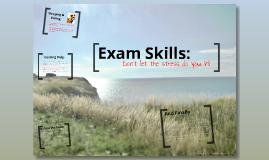 Exam Skills & Prep
