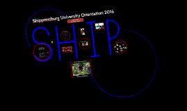 Orientation 2016