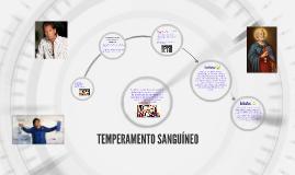 TEMPERAMENTO SANGUINEO