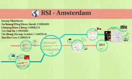 RSI - Amsterdam
