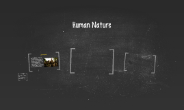Morality: Are Humans