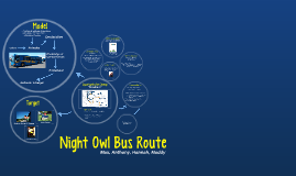 NIGHT OWL BUS ROUTE