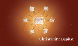 Christanity: Bapitst