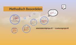 Copy of Methodisch Beoordelen