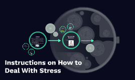 Instructions on How to Deal With Stress