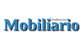 Copy of Tendencias de Mobiliario