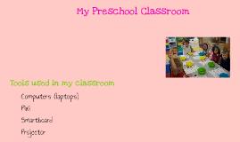 My 21st Century Classroom