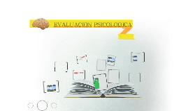 EVALUACION PSICOLOGICA