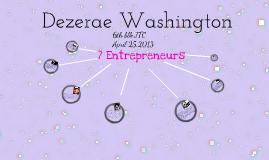Dezerae Washington