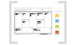 Copy of Business Model Canvas Italiano con Post-It