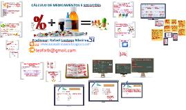 Mini-curso de Cálculo - básico farmacologia.