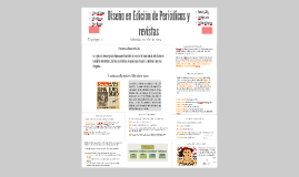Edición periódicos y revistas