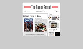 The Romeo Report